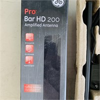 Pro Bar HD 200 Amplified Antenna, 50 Mile