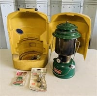 1978 Coleman Lantern in Carry Case
