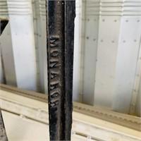 Antique Cobblers Cast Iron Shoe Making Kit