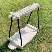 Yard and Garden Tool Rack by Suncast