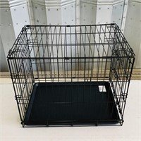 "Portable Dog Crate, 24"" x 17.5"" x 20"" looks new,"