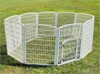Portable Animal Enclosure, 10 Panels
