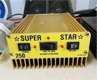 Electronics Lot, Super Star 250 Booster