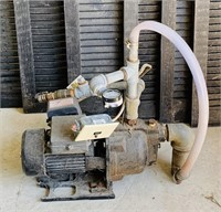 Water Pump, They said it worked