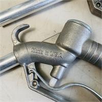 2 Fill-Rite Husky Aluminum Filler Handles, both