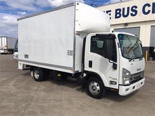 2016 Isuzu NPR 200 AMT - Trucks for Sale