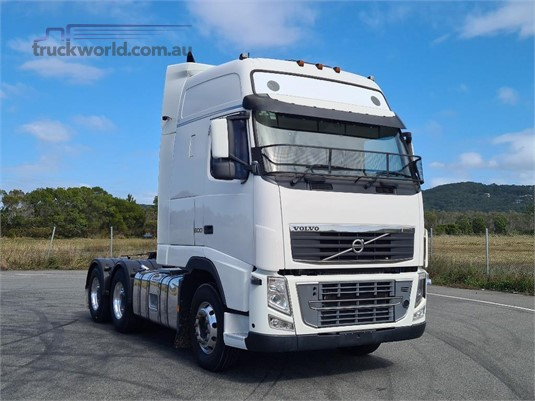 2012 Volvo FH16.600 - Trucks for Sale