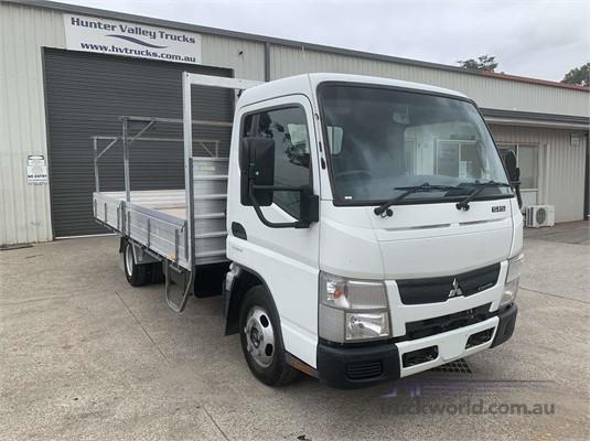 2012 Mitsubishi Fuso CANTER 515 - Trucks for Sale