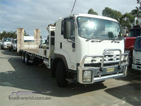 2008 Isuzu FVL 1400 - Trucks for Sale