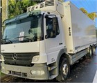 Mercedes Benz Atego 2329 Pantech|Refrigerated