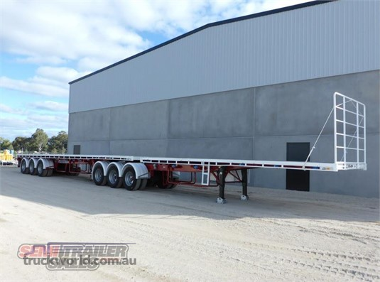 2006 Maxitrans Flat Top Trailer - Trailers for Sale