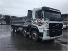 Volvo FM440 Cab Chassis|Tipper