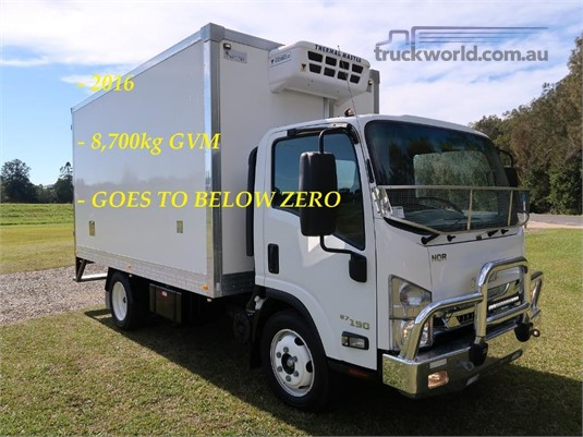 2016 Isuzu NQR 87 190 MWB - Trucks for Sale