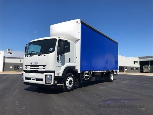 2019 Isuzu FTR 150 260 - Trucks for Sale