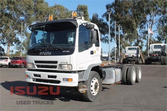 2007 Isuzu FVZ 1400 Used Isuzu Trucks - Trucks for Sale