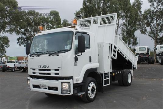 2010 Isuzu FTR 900 - Trucks for Sale