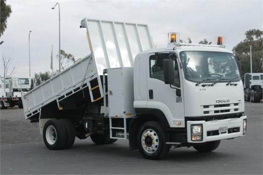2009 Isuzu FTR 900 - Trucks for Sale