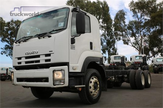 2008 Isuzu FVZ 1400 - Trucks for Sale
