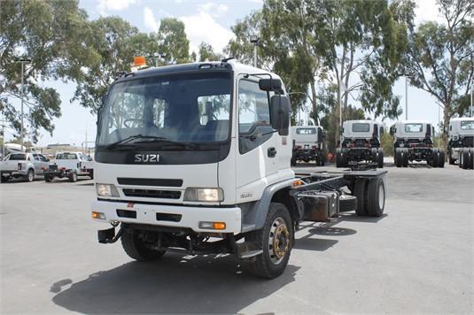 2007 Isuzu FTR 900 Long - Trucks for Sale