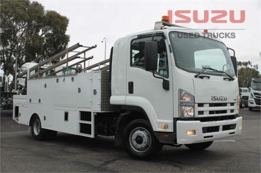 2008 Isuzu FRR 600 Used Isuzu Trucks - Trucks for Sale