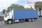 2016 Isuzu FVL 240 300 Tautliner / Curtainsider