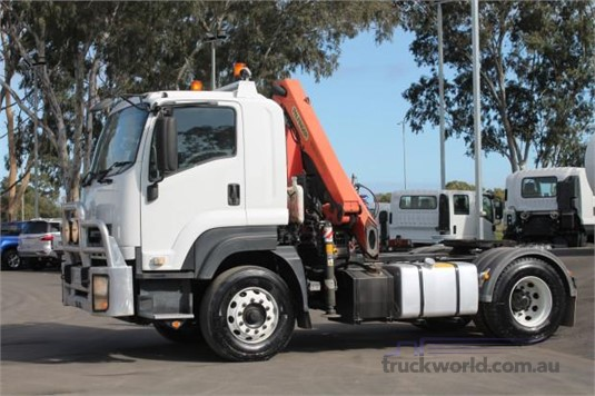 2009 Isuzu GXD - Trucks for Sale