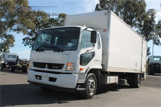2015 Mitsubishi Fighter 1627 - Trucks for Sale