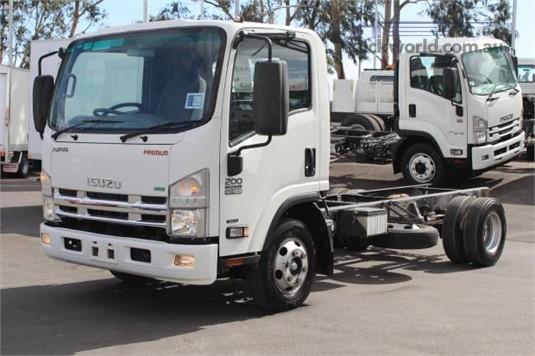 2015 Isuzu NPR 200 - Trucks for Sale