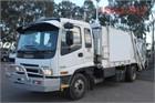 2007 Isuzu FRR 500 Waste Disposal