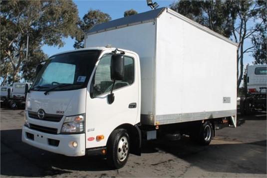 2015 Hino 300 Series 616 - Trucks for Sale