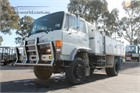 Hino FT 4x4 4x4|Emergency Vehicles
