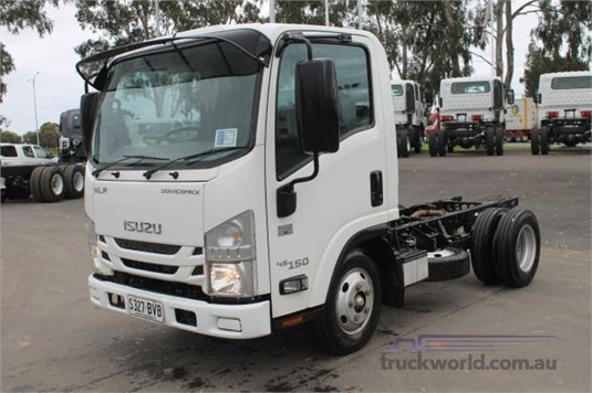 2017 Isuzu NLR 45 150 AMT SWB - Trucks for Sale