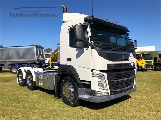 2017 Volvo FM540 - Trucks for Sale