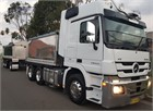 Mercedes Benz Actros 2655 Tipper