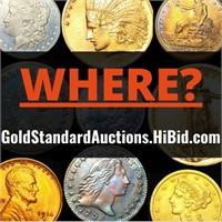 Oct. 4th/5th CA Surgeon Rare Coin Estate Sale Part 3 & 4