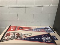 Detroit Red Wings Pennants & Winter Classic