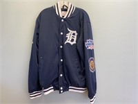 Detroit Tigers World Series Jacket