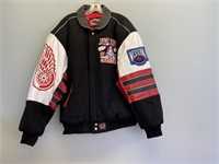 Large Detroit Red Wings Jacket
