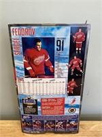 1998 Sergei Fedorov Collectors Series