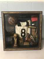 The History of Soccer Shadow Box