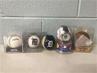 5 Baseballs