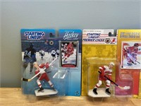 5 New NHL Starting Lineup Figures