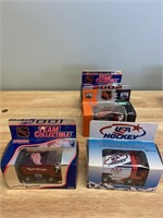 15 New Detroit Red Wing Die Cast Zamboni's