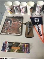 Detroit Tigers Lot