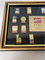 Vintage Coca-Cola Pins