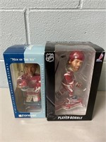 4 Detroit Red Wings Bobble Heads