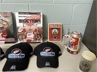 Assorted Hockey Lot