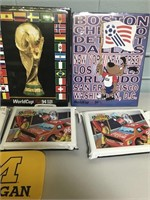 Soccer Posters & Stadium Cushions