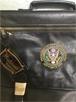 The Highland Collection POTUS Briefcase & More