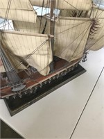 Spanish Galleon XVI Century Ship